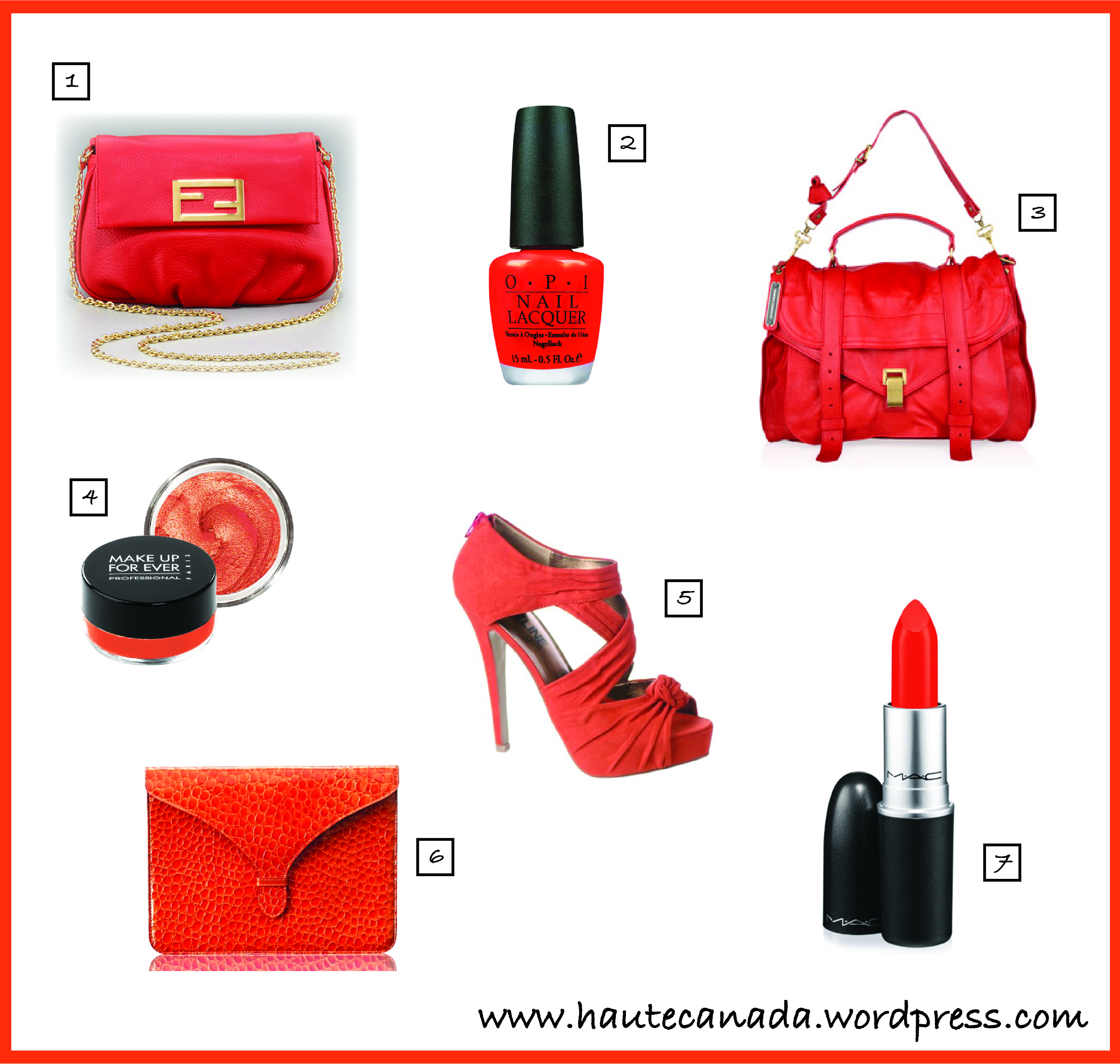 Pantone 2012 Colour Of The Year: Tangerine Tango | A Side Of Vogue