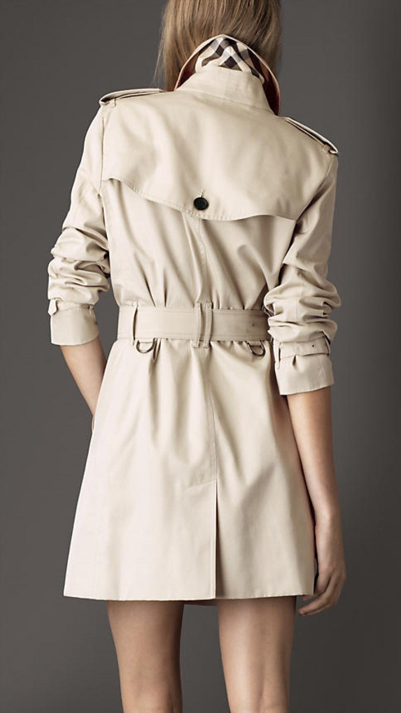 Currently Coveting: A Burberry Trench