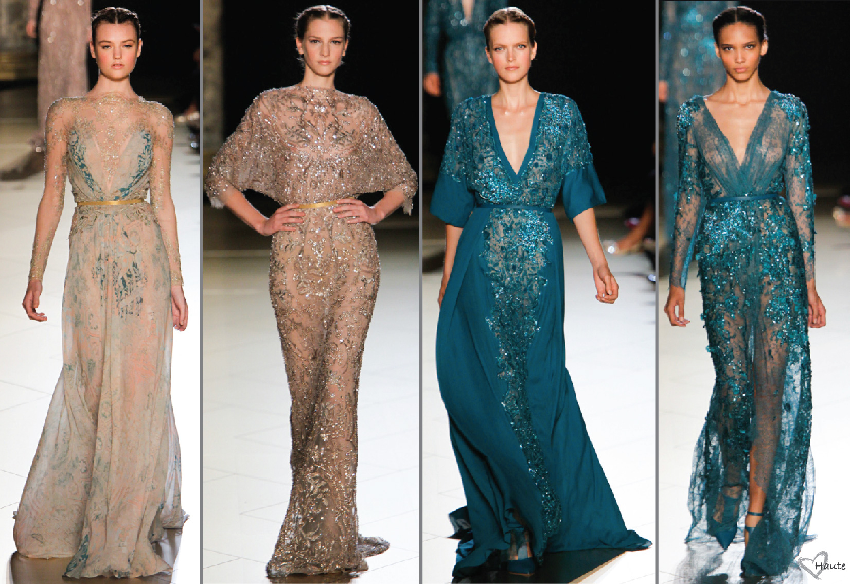 Elie saab fall 2012 haute couture collection my for A haute couture