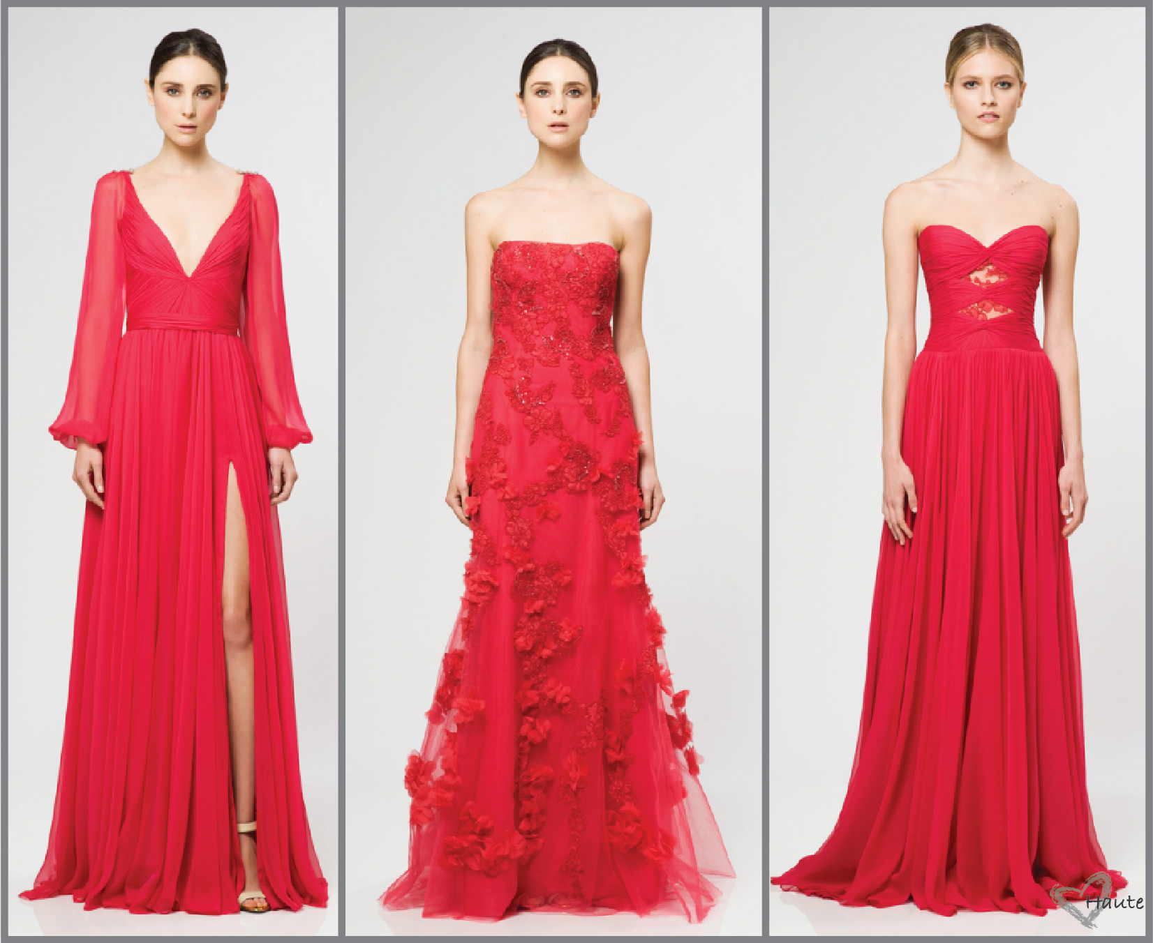 The Bold Colours of Reem Acra Resort 2013 | A Side Of Vogue