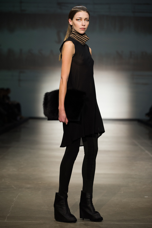 Haute - Melissa Nepton - Montreal Fashion Week - 16