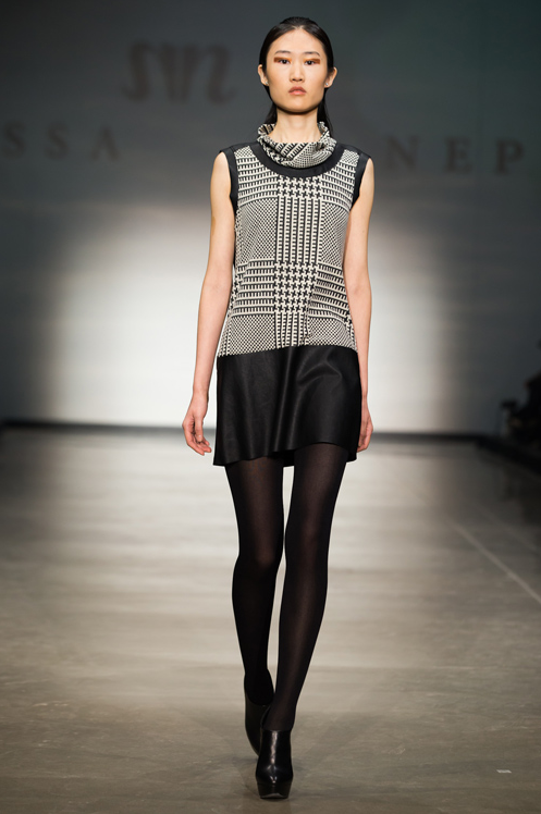 Haute - Melissa Nepton - Montreal Fashion Week - 24