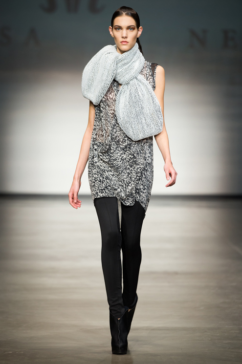 Haute - Melissa Nepton - Montreal Fashion Week - 3