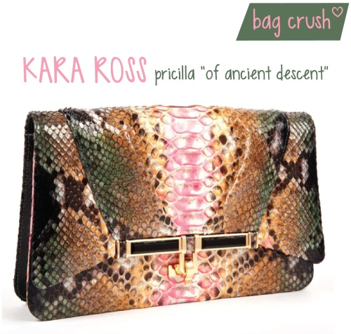 Kara Ross - Handbags springs summer 2013 - Haute - A Toronto Fashion Blog-01