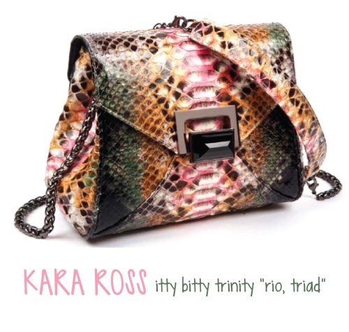Kara Ross - Handbags springs summer 2013 - Haute - A Toronto Fashion Blog-03