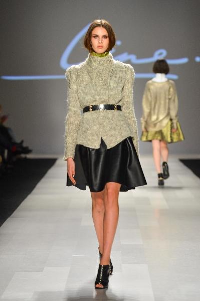 LINE Knitwear FW13 – Toronto Fashion Week