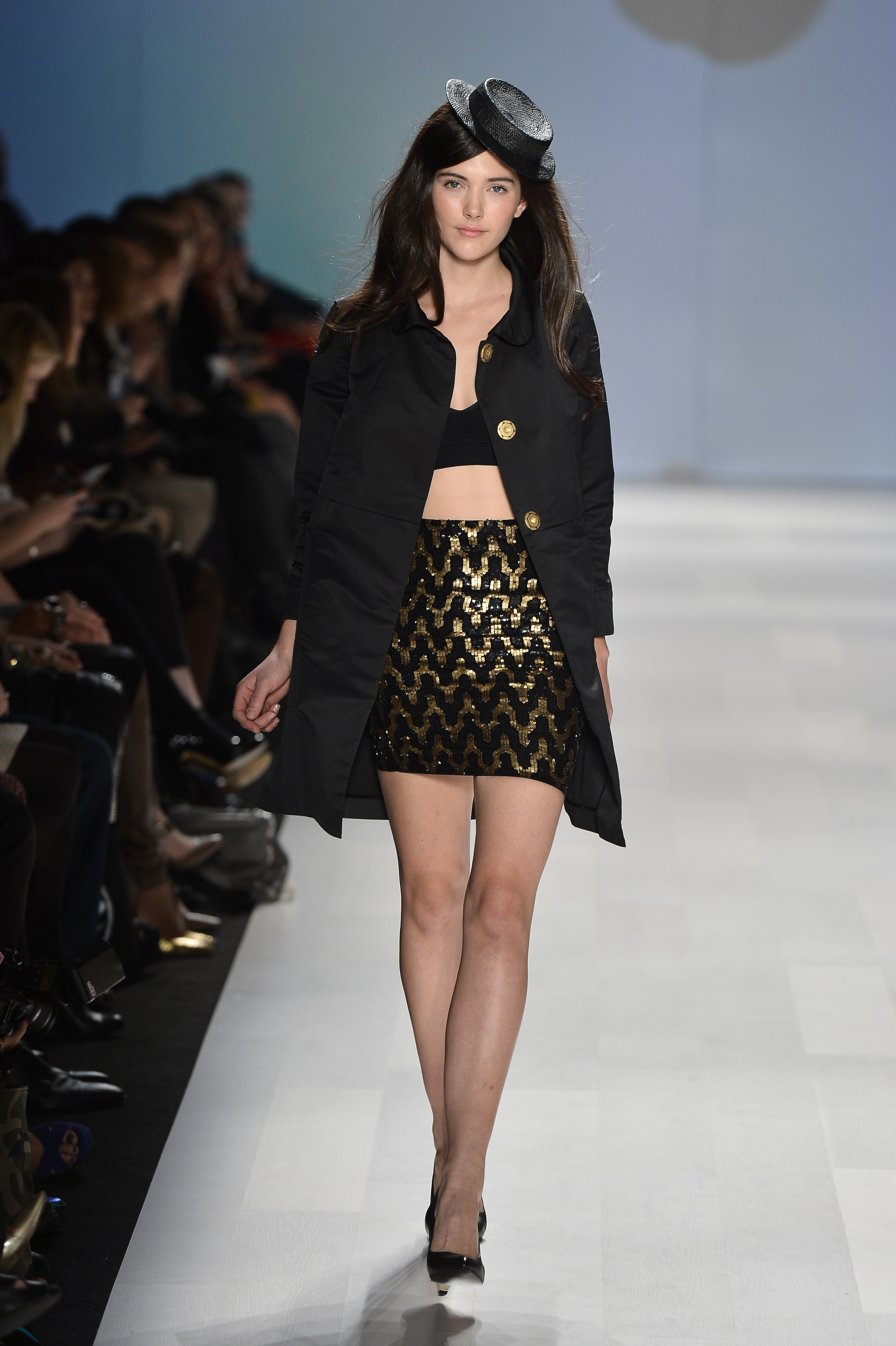 Toronto Fashion Week Fw13 Begins A Side Of Vogue