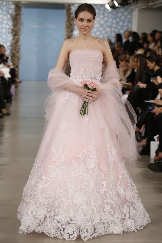 Oscar de la Renta Bridal - Spring 2014 Collection | A Side Of Vogue