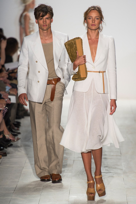 Michael Kors: Spring 2014 Ready-To-Wear at New York Fashion Week