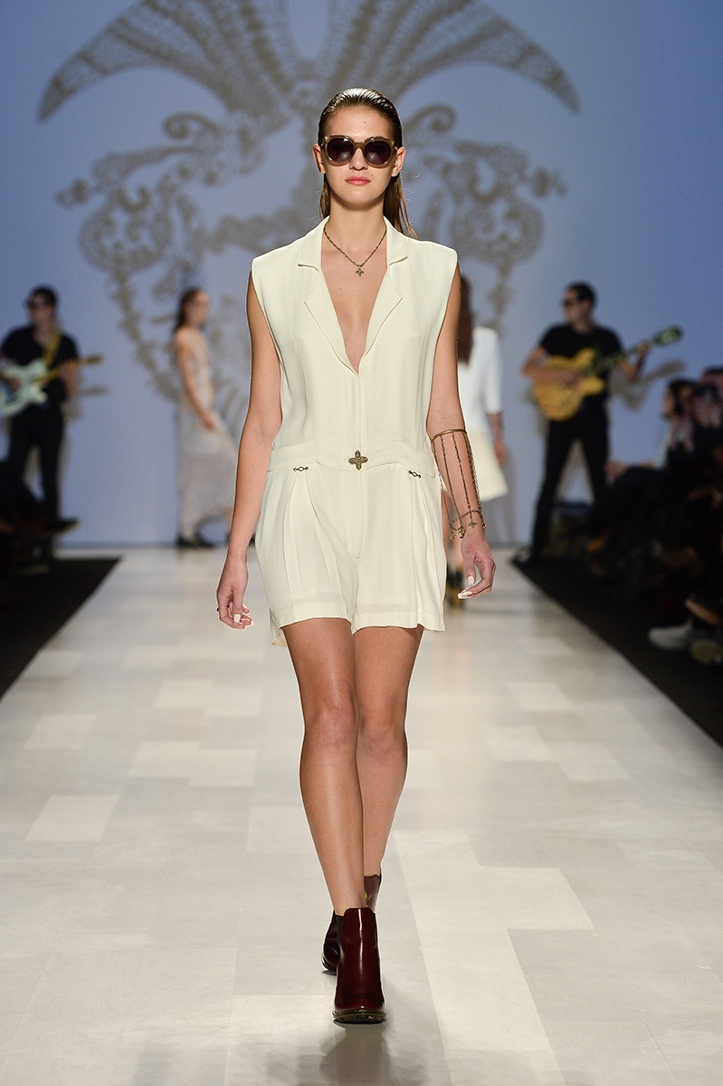 Beaufille Spring 2014 Collection At Toronto Fashion Week
