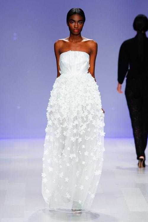 David Dixon Spring 2014 Collection at Toronto Fashion Week - 1