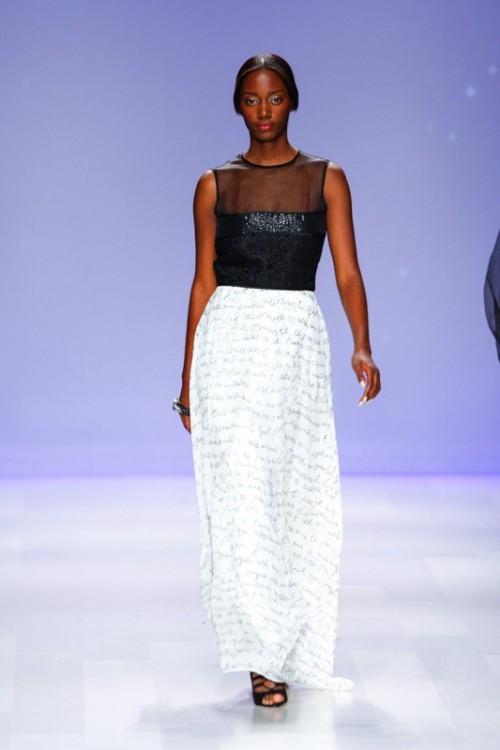 David Dixon Spring 2014 Collection at Toronto Fashion Week - 31