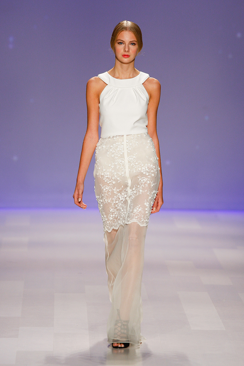 Spring 2014 Collection At Toronto Fashion