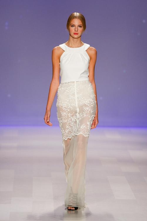 David Dixon Spring 2014 Collection at Toronto Fashion Week - 8