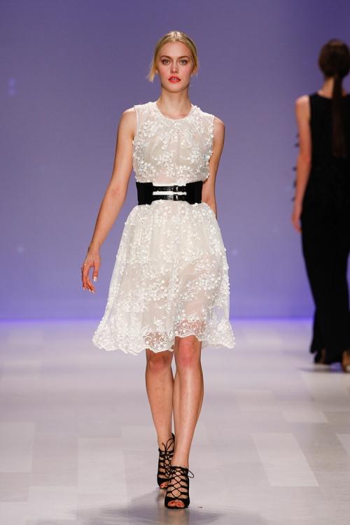 David Dixon Spring 2014 Collection at Toronto Fashion Week - 9