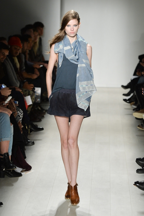 Laura Siegel Spring 2014 Collection at Toronto Fashion Week - 2