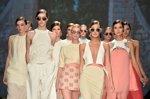 Matthew Gallagher – Spring 2014 Collection at Toronto Fashion Week