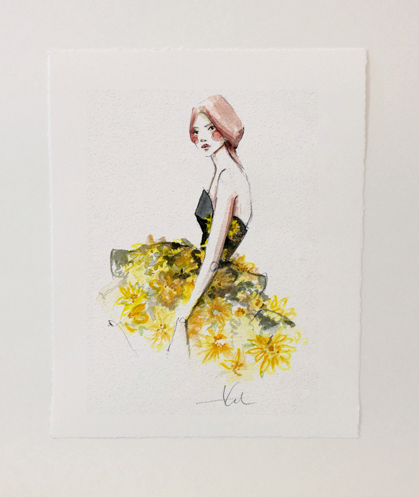 Delpozo_Sunflower_Print