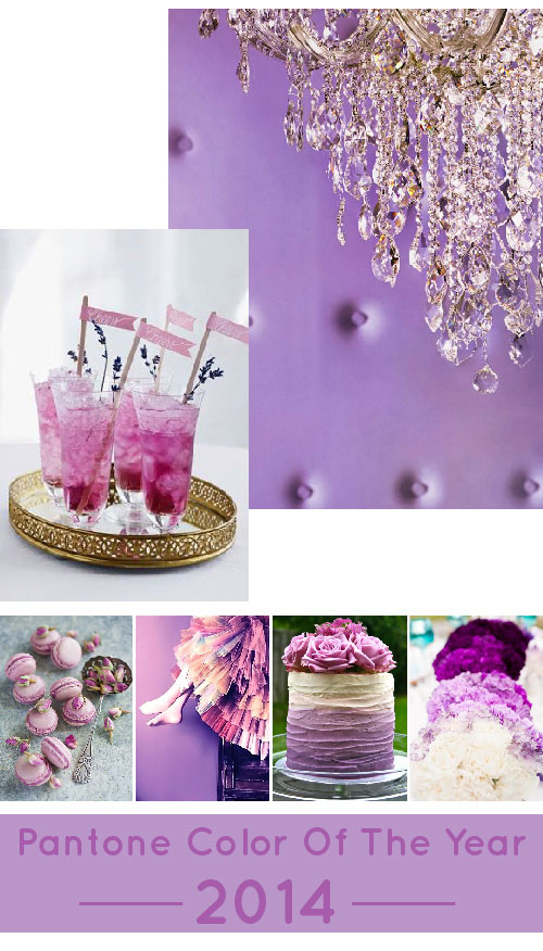 Radiant Orchid – The 2014 Pantone Color Of The Year