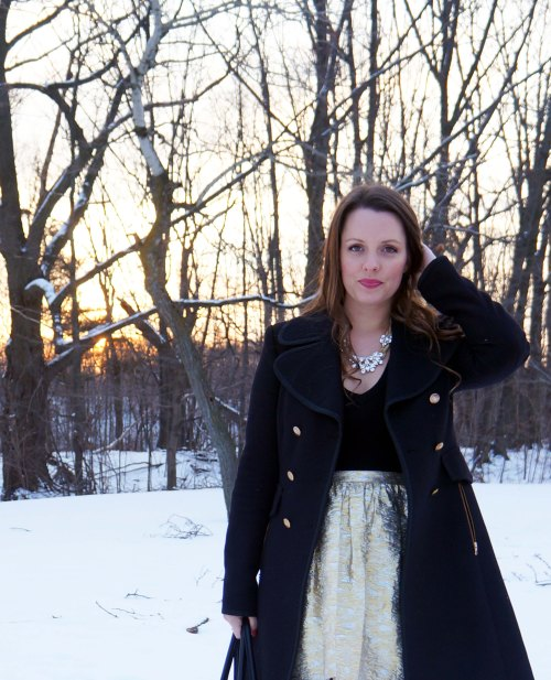 Canadian_Winter_Fashion_Style_Blog_Sunset