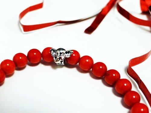 Elephant_Charm_Bracelet_Red_Joseph_Nogucci