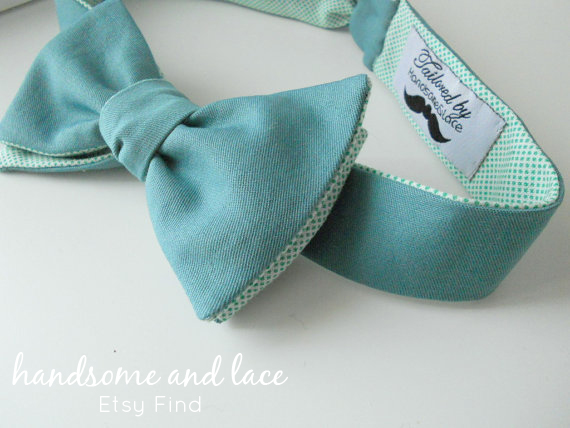 Etsy Find: Ties and Bow Ties from Handsome and Lace