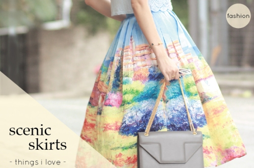 affordable-scenic-printed-pleated-skirts-chicwish-fashion-02