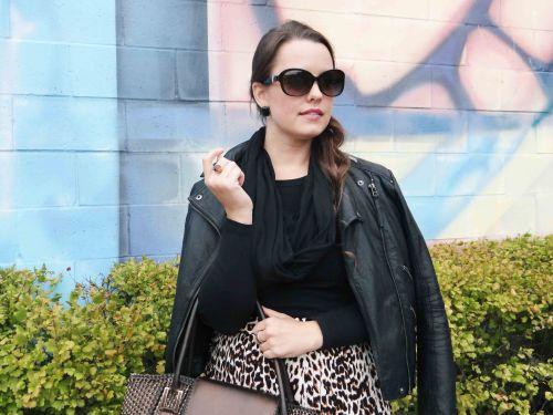 Ferragamo-Sunglasses-Organic-Scarf-Leopard-Faux-Leather-Jacket