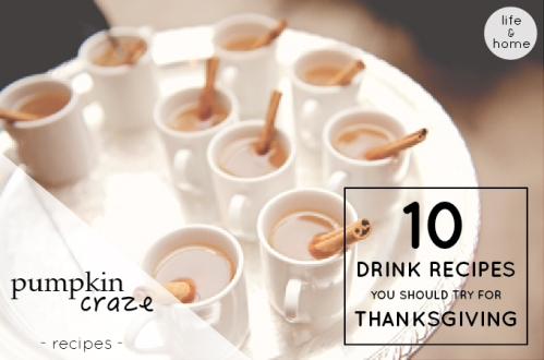 Pumpkin-Recipes-Thanksgiving-Dinner-Party-Drinks