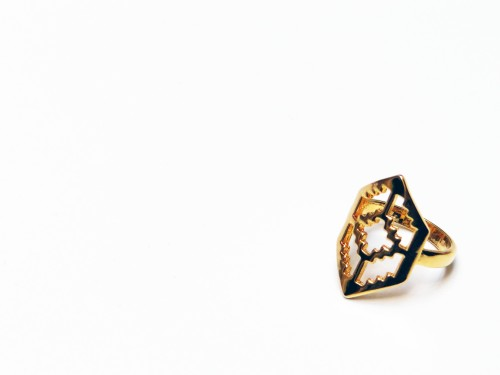 Geometric_Ring_Foxy_Originals_Jewelry_La_Dolce_Vita_Collection