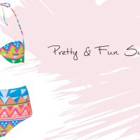 Beach Style // Pretty and Fun Swimsuits: The Best of Topshop