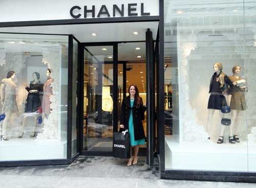 Chanel-Toronto-Blogger-Victoria-Simpson-Bloor-Street-Location